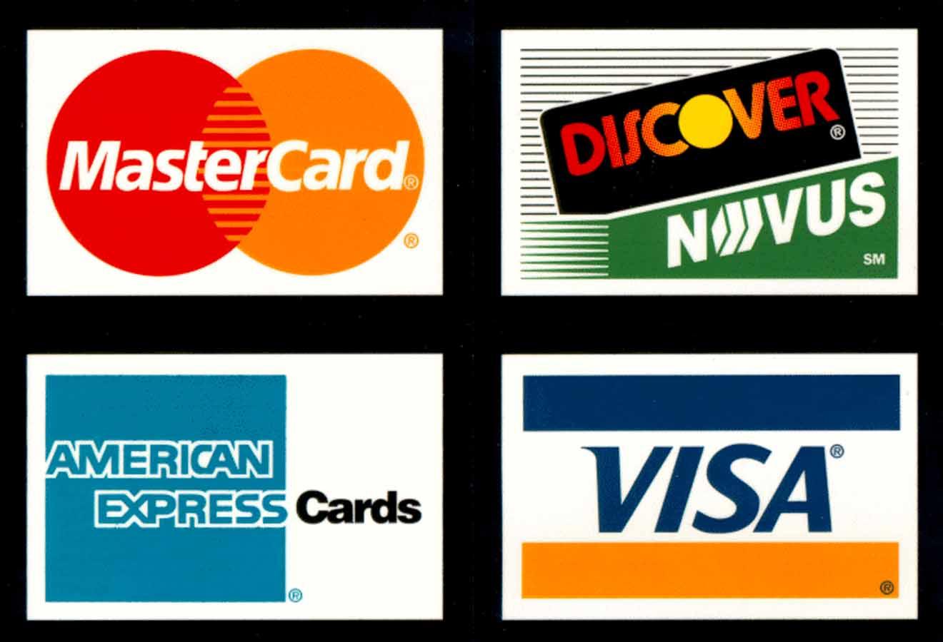 credit-card logos