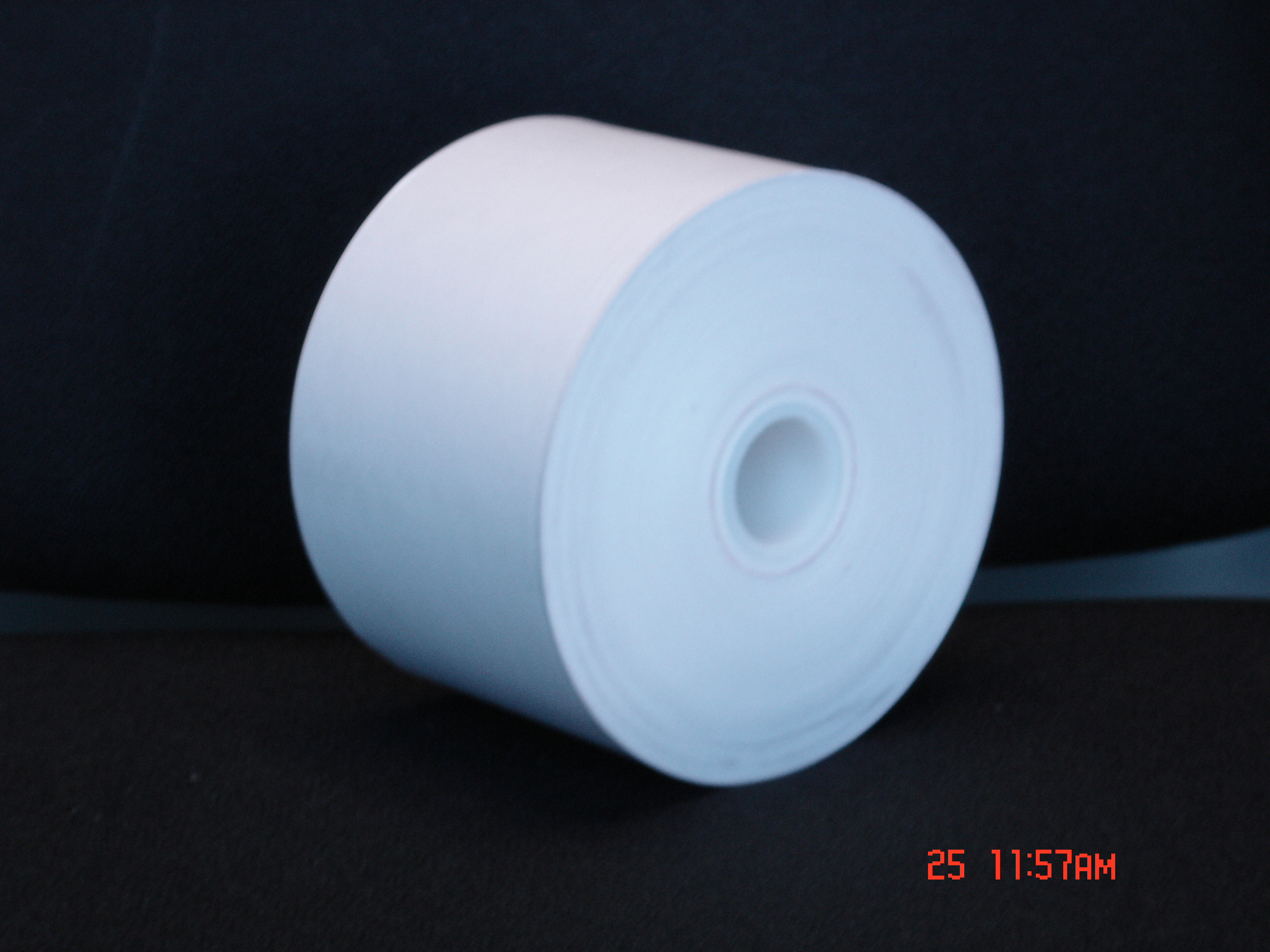 thermal paper technology Thermal paper rolls  4 roll - 2x1 direct thermal label paper roll specification media size: 2 width x 1 length  blue edge technology .
